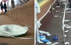 Incivilité et coronavirus : les gants et les masques jetés au sol risquent de polluer encore plus la planète