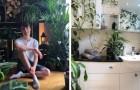 Dieser Kerl hat 1.400 Pflanzen in seinem Haus und verbringt täglich mehrere Stunden damit, sie zu gießen...