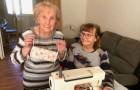 Elke dag naait deze 100-jarige oma honderden maskers om aan mensen in nood te geven