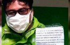 A doctor's neighbors ask him to change houses for fear of contracting the Coronavirus: he responds