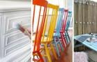 11 consigli utili per dipingere i mobili in modo fantasioso e arredare con gusto qualsiasi ambiente