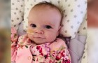 6-month-old Erin fought the Coronavirus and won, despite having pre-existing conditions