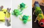 11 strepitosi lavoretti creativi da fare coi bambini riciclando i cartoni delle uova