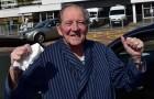 William, le grand-père avec un seul poumon qui a vaincu le coronavirus après s'être battu contre le cancer