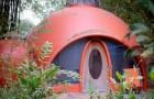 Ces maisons en forme de dôme sont faites de béton et de bulles d'air : une alternative écologique et peu coûteuse