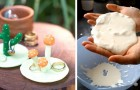 Como fazer massa modelável com bicarbonato, perfeita para criar decorações e objetos pequenos