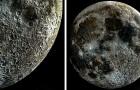 Einem Fotografen gelingt es, eine der schärferen Aufnahmen des Mondes einzufangen, indem er die verschiedenen Phasen in einem einzigen Foto kombiniert