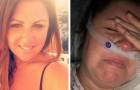 Een verpleegster heeft Covid-19 opgelopen: met haar laatste kracht smeekt ze haar collega's haar leven te redden om haar kinderen weer te zien