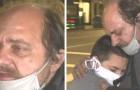 Un uomo vedovo perde il lavoro a causa della pandemia ed è costretto a dormire in strada insieme al figlio di 10 anni