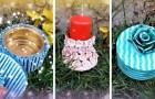 3 semplici progetti fai-da-te per riciclare lattine di tonno e creare splendide scatoline multiuso