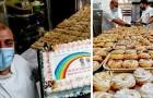 Coronavirus: una pasticceria di Napoli riapre per la fase 2 e regala i primi dolci alle famiglie bisognose