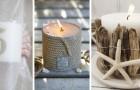 11 modi semplici e creativi per decorare a mano le candele e creare oggetti affascinanti