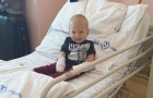 Maxik, 2, has received the first dose of the world's most expensive drug: parents hope for a good outcome