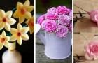 13 metodi semplici per realizzare strepitosi origami e decorazioni in carta a forma di fiore