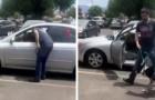 Um homem salva um cachorro trancado em um carro quente: o proprietário é acusado de crueldade com animais
