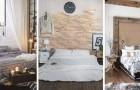 13 spunti creativi per decorare la parete dietro al letto in modo originale e accattivante