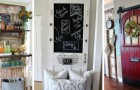 16 idee una più bella dell'altra per riciclare le vecchie porte e arredare con creatività