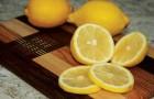 O limão é essencial para o cuidado da casa: torna os vidros brilhantes e a roupa muito macia
