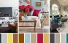 Les 7 associations de couleurs parfaites pour décorer avec goût n'importe quel salon