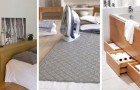 10 solutions ingénieuses pour créer de l'espace dans la maison et organiser efficacement les pièces