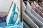10 trucchi per stirare gli indumenti alla perfezione senza accendere il ferro da stiro