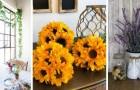 13 proposte facili e creative per realizzare decorazioni in stile rustico ed estivo