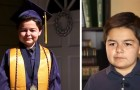 This boy has already graduated college at just 13 years old: he is now the youngest of his university peers