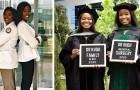 La mère et la fille obtiennent ensemble leur diplôme de médecine et sont affectées au même hôpital