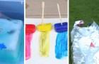 3 attività divertenti con il ghiaccio per far giocare i bambini in modo creativo
