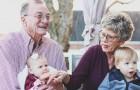 Far- och morföräldrar är en trygghet för sina barnbarn och deras närvaro kan hjälpa dem att växa upp på ett bättre sätt