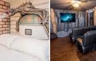 Questo albergo nasconde 8 camere che trasportano gli ospiti nel magico mondo di Harry Potter