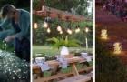 11 proposte brillanti per illuminare il vostro giardino in modo unico e affascinante
