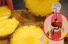 6 Vorteile der Ananas - natürlicher Entzündungshemmer mit vielen heilsamen und wohltuenden Eigenschaften