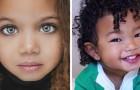 15 foto's laten de schoonheid zien van kinderen geboren uit gemengde huwelijken