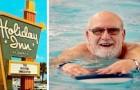64-Jähriger will den Rest seiner Tage in einem Luxushotel verbringen
