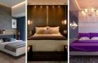 13 affascinanti soluzioni d'arredamento per rendere la camera da letto moderna e sofisticata
