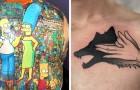 12 tatoeages die zo speciaal zijn, dat ze de originaliteitsprijs verdienen