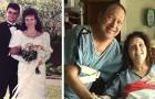 En änka donerar sin njure till mannen som redan hade fått organ från hennes avlidne man