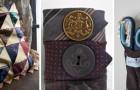 8 lavoretti ingegnosi per riciclare vecchie cravatte e creare oggetti utili e graziosi