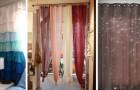 10 spunti eleganti e creativi per impreziosire il look di qualsiasi stanza usando le tende