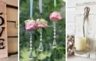 12 facili decorazioni fai-da-te per dare un tocco shabby chic alla vostra casa