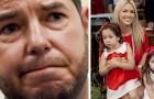 El papá le pega duramente a la hija y ella cuenta todo en la escuela: acusado y arrestado por lesiones intencionales