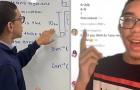 Un garçon de 16 ans utilise les réseaux sociaux pour donner des cours de mathématiques : on le suit partout dans le monde