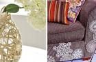 10 idee irresistibili per decorare con i centrini, dando un tocco di eleganza a oggetti e ambienti