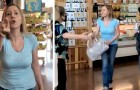 Una mujer sin mascarilla insulta a los clientes y al personal del supermercado cuando le dicen que se la coloque en el rostro