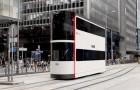 Island, il tram senza conducente di ultima generazione che promuove la distanza sociale dei passeggeri