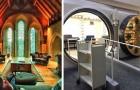 14 alte Gebäude, die dank der Genialität der Architekten in etwas Neues umgewandelt wurden