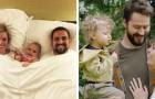 10 foto mostrano quanto la famiglia sia una fonte di benessere e felicità