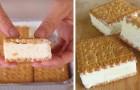 Zelfgemaakt koekjesijs: het goedkope recept voor een tijdloos dessert