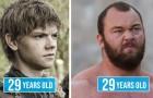 10 Showbiz-Figuren, die zwar gleich alt sind, aber nicht so aussehen